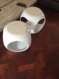 Almost New Stools x2