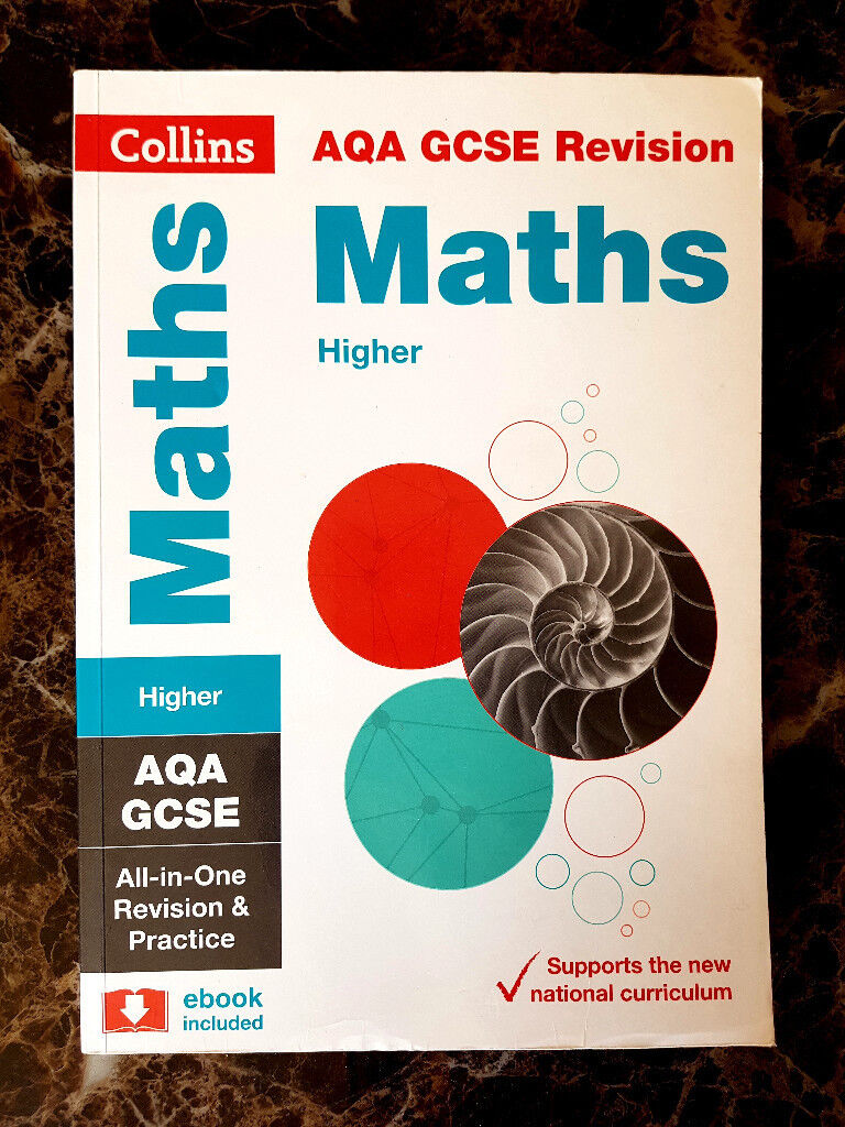 Aqa gcse maths higher tier all in one revision and practice in aqa gcse maths higher tier all in one revision and practice fandeluxe Images