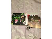 Luigi's Mansion 2 3DS game