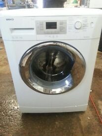 Beko WMB91242 9kg 1200 Spin White LCD A+ Rated Washing Machine 1 YEAR GUARANTEE FREE FITTING
