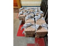 Reclaimed Victorian bricks - free to anyone that can make use. Approx 100.