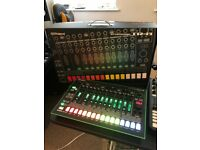 Roland Aira TR-8 Rhythm Performer Drum Machine Like NEW!