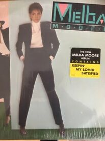 Melba Moore album vinyl record sealed