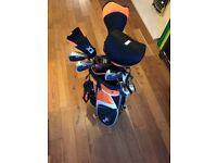 Gear 4 Golf Hyper steel golf set