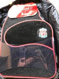 Liverpool car mats