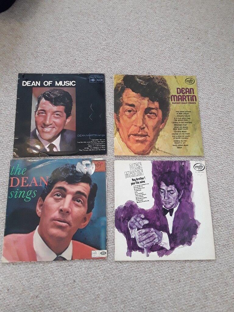 Dean Martin x 4 records