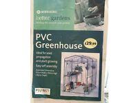 **BRAND NEW** PVC Walk-in Greenhouse