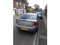 Vectra 1.9 diesel low miles