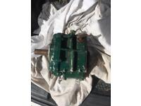Gearbox for boat engine
