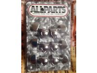 Grover 3 a side machine heads/tuners