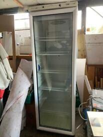 Mondial Elite Commercial Glass fronted fridge
