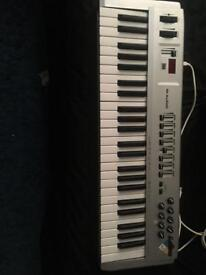 M-Audio Radium MIDI 49 Keyboard Controller
