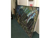 Huge painting - 8ft x 4ft - great as a feature on one wall