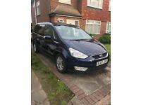 ford galaxy 2.0 tdci Ghia full leather seats new tyres
