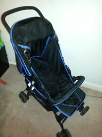 Kiddicare push chair
