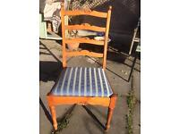 Vintage Chairs x 3