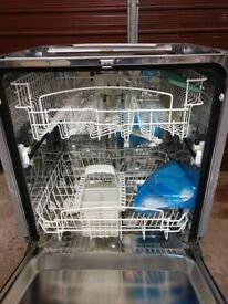 Hotpoint integrated dishwasher full size 600mm