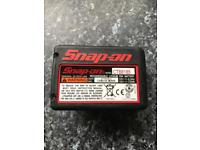 Snap on 18v 4amp lithium ion battery