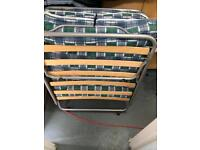 Single fold up bed good condition