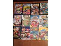 17 Kids DVDs: Little Einsteins, Umizoomi, Curious George, Paw Patrol, Bubble Guppies, Dinosaur Train