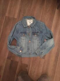 Ladies denim & co jacket 10