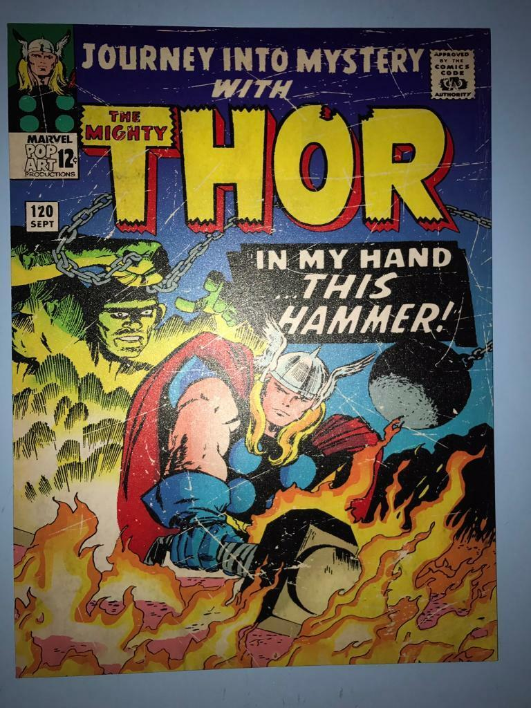 Thor large canvas
