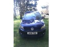 2011 VW Caddy Maxi Life ( 140 ps ) 7 seater