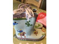 Avoca Welly Boots