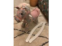 BRAND NEW Mamas and Papas Florence rocking horse