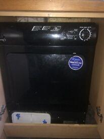 Candy black condenser dryer