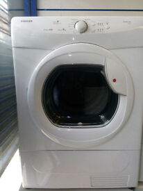 Hoover VisionHD VHC691B-80 9kg white condenser dryer £110
