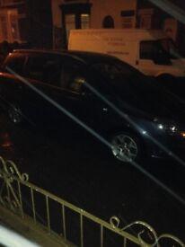 Vauxhall zafira 1.8 petrol 56 plate