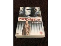 Prison Break complete Seasons 1-4 (No outer case)