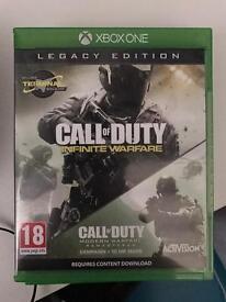 Infinite Warfare | Modern Warfare Remastered (Xbox One)