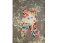 Ted Baker Baby Girl Outfit