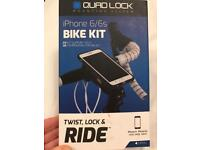 Quad Lock Bike Kit for iPhone