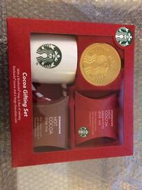Starbucks coca gifting set