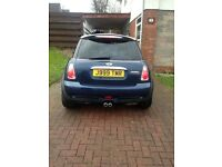 Swap Mini Cooper s .55reg swap for landy rover 110 or Mitsubishi l200 to similar value