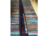 E. Anglian Fishing Co. Qualtack 9' fly rod