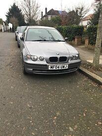 BMW 3 Series 316 Manual 1.8L Grey