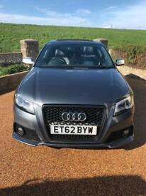 Audi S3 Black Edition 2013 in Immaculate Condition just 31k Miles