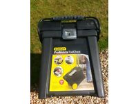 Stanley pro mobile tool chest - excellent for all tool storage - used but excellent condition