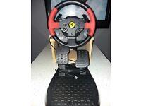 Thrustmaster T150 ps4 steering wheel