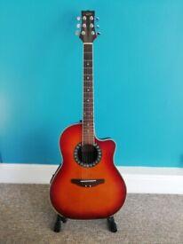 Countryman Electro-Acoustic Roundback Guitar