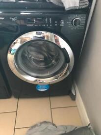 Black washer