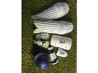 Adult Cricket equipment - Full set- £149 only