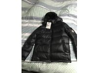 Brand new Moncler Maya jacket coat with tags