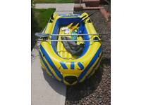 290 XTS Inflatable Dinghy