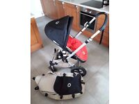 NEW LOWER PRICE! Bugaboo Cameleon with Loads of Accessories.