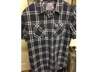 Superdry shirts Xl & L immaculate